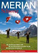 Cover-Bild zu MERIAN Schweiz von Jahreszeiten Verlag (Hrsg.)