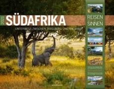 Cover-Bild zu Südafrika Kalender 2021 von Ackermann Kunstverlag (Hrsg.)