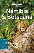 Cover-Bild zu Lonely Planet Reiseführer Namibia, Botsuana von Murphy, Alan