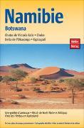 Cover-Bild zu Namibie - Botswana von Nelles Verlag (Hrsg.)