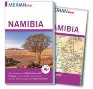 Cover-Bild zu MERIAN live! Reiseführer Namibia von Wuttke, Jan-Hendrik