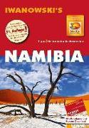 Cover-Bild zu Namibia - Reiseführer von Iwanowski von Iwanowski, Michael