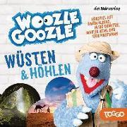 Cover-Bild zu Woozle Goozle - Wüsten & Höhlen von Albers, Simón (Gelesen)