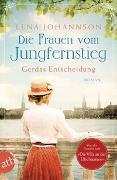 Cover-Bild zu Die Frauen vom Jungfernstieg von Johannson, Lena