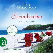 Cover-Bild zu Strandzauber - Ein Rügen Roman (Ungekürzt) (Audio Download) von Johannson, Lena
