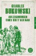 Cover-Bild zu Aufzeichnungen eines Dirty Old Man von Bukowski, Charles