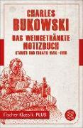 Cover-Bild zu Das weingetränkte Notizbuch (eBook) von Bukowski, Charles