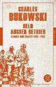 Cover-Bild zu Held außer Betrieb (eBook) von Bukowski, Charles