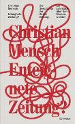 Cover-Bild zu Die enteignete Zeitung von Mensch, Christian