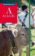 Cover-Bild zu Baedeker Reiseführer Allgäu von Abend, Dr. Bernhard