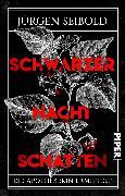 Cover-Bild zu Schwarzer Nachtschatten von Seibold, Jürgen