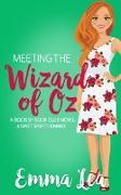 Cover-Bild zu Meeting the Wizard of Oz (Bookish Book Club, #2) (eBook) von Lea, Emma