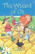 Cover-Bild zu The Wizard of Oz (eBook) von Baum, L. Frank