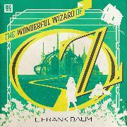 Cover-Bild zu The Wonderful Wizard of Oz (Unabridged) (Audio Download) von Platt, Marc
