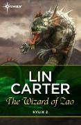 Cover-Bild zu The Wizard of Zao (eBook) von Carter, Lin