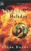 Cover-Bild zu Wizard's Holiday (eBook) von Duane, Diane