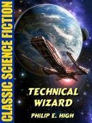 Cover-Bild zu Technical Wizard (eBook) von High, Philip E.