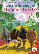 Cover-Bild zu What Is the Story of The Wizard of Oz? (eBook) von Anderson, Kirsten
