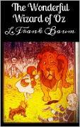 Cover-Bild zu The Wonderful Wizard of Oz (eBook) von Baum, L. Frank