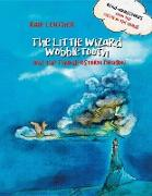 Cover-Bild zu The Little Wizard Wobbletooth and the Thunderstorm Dragon (Read-aloud stories from the castle in the clouds, #5) (eBook) von Leuther, Ralf