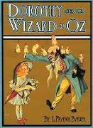 Cover-Bild zu Dorothy and the Wizard in Oz (eBook) von Baum, L Frank
