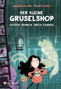 Cover-Bild zu Der kleine Gruselshop - Geister, Spinnen, freche Kraken von Hai, Magdalena