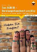 Cover-Bild zu Das SGB XI - Beratungshandbuch 2018/19 (eBook) von Andreas Heiber System & Praxis