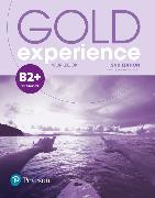 Cover-Bild zu Gold Experience 2nd Edition B2+ Workbook von Walsh, Clare