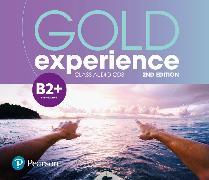Cover-Bild zu Gold Experience 2nd Edition B2+ Class Audio CDs