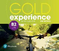 Cover-Bild zu Gold Experience 2nd Edition B2 Class Audio CDs