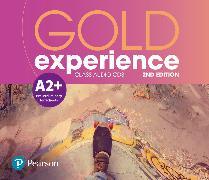 Cover-Bild zu Gold Experience 2nd Edition A2+ Class Audio CDs von Maris, Amanda