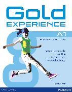 Cover-Bild zu Gold Experience A1 Language and Skills Workbook von Frino, Lucy