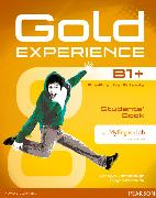 Cover-Bild zu Gold Experience B1+ Students' Book with DVD-ROM and MyEnglishLab von Barraclough, Carolyn