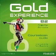 Cover-Bild zu Gold Experience B2 Class Audio CDs