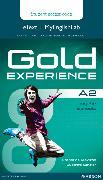 Cover-Bild zu Gold Experience A2 eText & MyEnglishLab Student Access Card von Alevizos, Kathryn