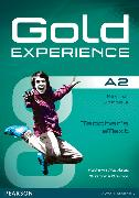 Cover-Bild zu Gold Experience A2 Teacher's eText ActiveTeach Disc von Alevizos, Kathryn