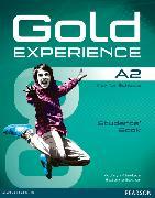 Cover-Bild zu Gold Experience A2 Students' Book with DVD-ROM von Alevizos, Kathryn