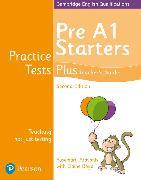Cover-Bild zu Practice Tests Plus Pre A1 Starters Teacher's Guide von Boyd, Elaine