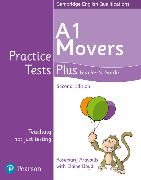 Cover-Bild zu Practice Tests Plus A1 Movers Teacher's Guide von Boyd, Elaine