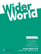 Cover-Bild zu Wider World Exam Practice: Cambridge English Key for Schools von Aravanis, Rosemary