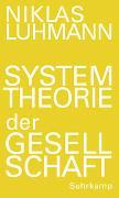 Cover-Bild zu Systemtheorie der Gesellschaft von Luhmann, Niklas