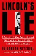 Cover-Bild zu Lincoln's Lie (eBook) von Mitchell, Elizabeth