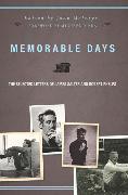 Cover-Bild zu Memorable Days (eBook) von Mcintyre, John (Hrsg.)