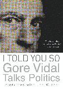 Cover-Bild zu I Told You So (eBook) von Vidal, Gore