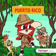 Cover-Bild zu Rund um die Welt mit Fuchs und Schaf. Puerto Rico (1) (Audio Download) von Sheep, Fox and