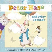 Cover-Bild zu Peter Hase und seine Freunde (Audio Download) von Potter, Beatrix