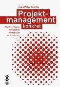 Cover-Bild zu Projektmanagement konkret von Gächter, Hans Peter
