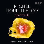 Cover-Bild zu Serotonin (Audio Download) von Houellebecq, Michel