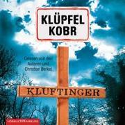 Cover-Bild zu Kluftinger (Ein Kluftinger-Krimi 10) von Klüpfel, Volker