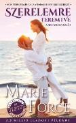 Cover-Bild zu Szerelemre teremtve (eBook) von Force, Marie